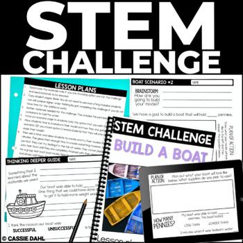 Boat STEM Challenge