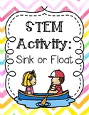 STEM Challenge Sink or Float