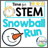 STEM Challenge - Snowball Run * Winter