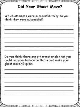 STEM Challenge: Spooky Halloween STEM CHallenge