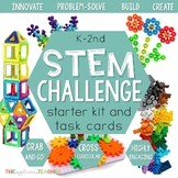 STEM Lab Starter Kit STEM Task Cards