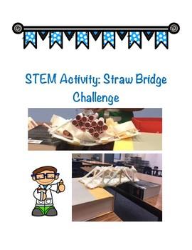 STEM Challenge - Straw Bridge