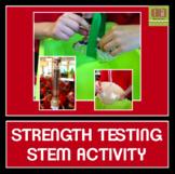 STEM Challenge - Strength Testing