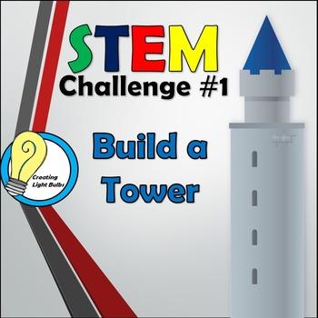 STEM Challenge #1 - Tallest Tower
