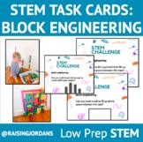 STEM Challenge Task Cards: Block Engineering