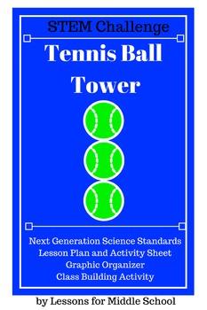 STEM Challenge - Tennis Ball Tower