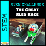 STEM Challenge: The Great Sled Race