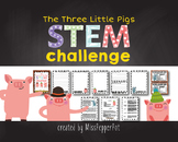 STEM Challenge, The Three Little Pigs