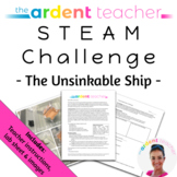 STEM Challenge: The Unsinkable Ship