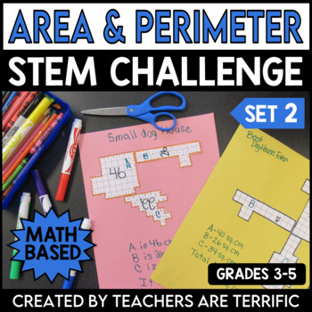 STEM Activity Challenge Using Perimeter and Area