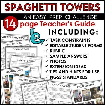 STEM Challenge Spaghetti Tower