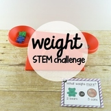 STEM Challenge: Weight Measurement