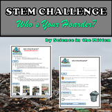 STEM Challenge:  Who's Your Hoarder?