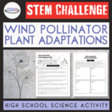 STEM Challenge: Wind Pollination Adaptations {Google Class
