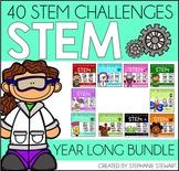 STEM Challenges YEAR LONG BUNDLE