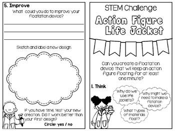 STEM Challenge-floating device