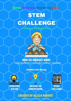 STEM Challenge for Elementary and Middle School - Fun with Physics