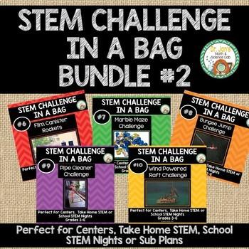STEM Challenge in a Bag Bundle 2