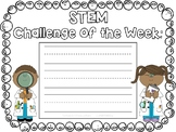 STEM Challenge of the Week