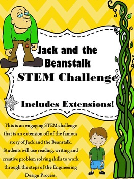 STEM Challenge_Jack and the Beanstalk
