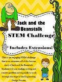 STEM Challenge_Jack and the Beanstalk
