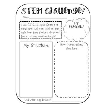 Elementary STEM Challenges!