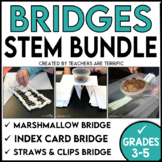 STEM Challenge Bridges Bundle