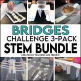 STEM Challenge Bridges Bundle