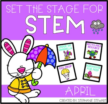 STEM Challenges (April)