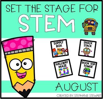 STEM Challenges (August)
