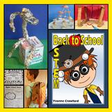 STEM Center Challenges - Back to School STEAM
