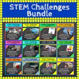 STEM Challenges Bundle: 12 STEM Activities: Science, Tech, Engineering, Math