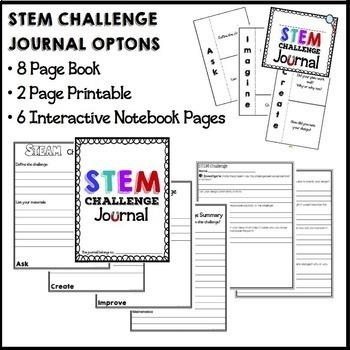 STEM Challenges Classroom Pack - STEAM