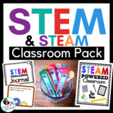 STEM Challenges Classroom Pack - STEAM