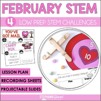 STEM Challenges (February)