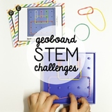 STEM Challenge: Geoboards