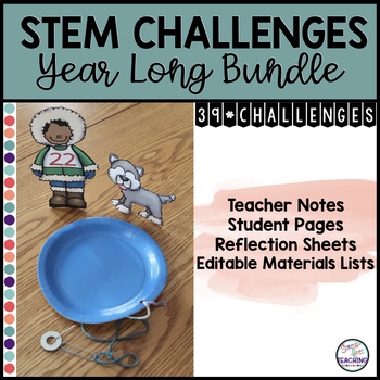 STEM Challenges Growing Bundle