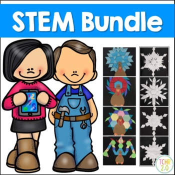 STEM Bundle 97 Activities