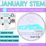 STEM Challenges (January)