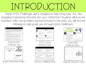 STEM Challenges (May)