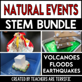 STEM Challenges Natural Events Bundle