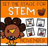 Thanksgiving STEM (November)