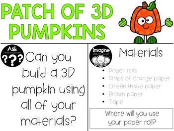 STEM Challenges (October)
