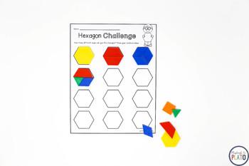 STEM Challenge: Pattern Blocks