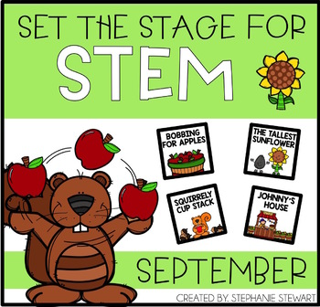 STEM Challenges (September)