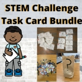 STEM Challenges | Task Cards | Distance Learning