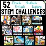 STEM Challenges: Year-Round Mega Bundle
