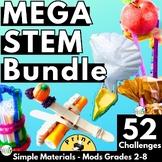 STEM Challenges: Year-Round Mega Bundle Includes Easter STEM