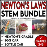 STEM Newton's Laws of Motion Bundle