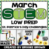St. Patrick's Day STEM Challenges (March)